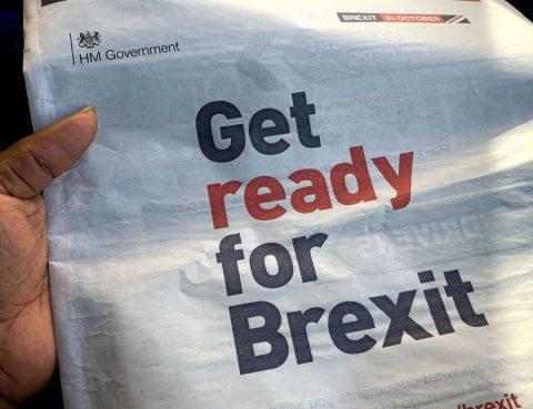 Droit de la Propriété Intellectuelle | Flash News spécial Brexit