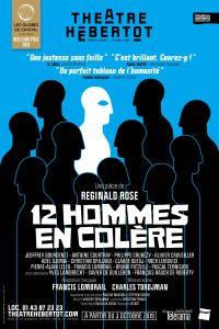 12 Angry Men - Théâtre Hébertot