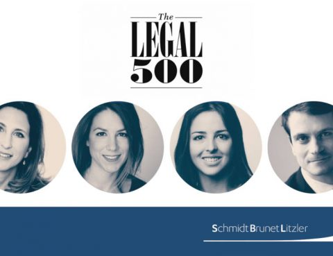Classement The Legal 500 - 2021